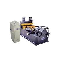 Hydraulic Angle Opening & Closing Machine