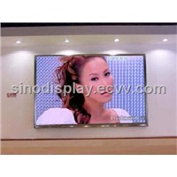 Indoor LED Display Screen Sign Panel Video Advertising Billboard