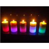 LED Pillar Candle
