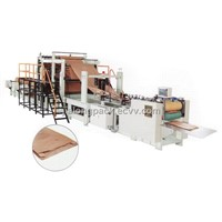 Ladder-Shape Paper Sack Tube Making Machine