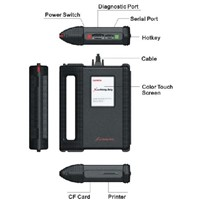 Launch x431 Heavy Duty car repair tool auto parts diagnostic scanner  launch x431 ds708