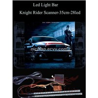 Led Light Bar-Knight Rider Scanner-35cm-28Flux