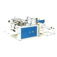 MD-DFR Computer Heat Sealing And Heat Cutting Bag Making Machine (Double Photocell)