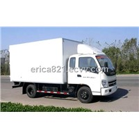 Manufacture of Insulated Truck Body