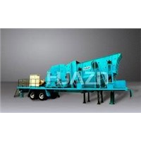 HUAZN Movable Crushing Plant
