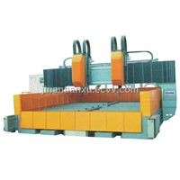 Multi-Spindle CNC High-Speed Steel Plate Drilling Machine