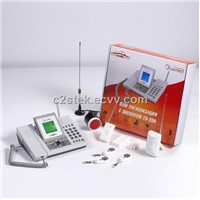 Multi-functional GSM Home Security System