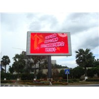 P16 Outdoor LED Display Screen Sign Indoor Led Display Curtain Wall Video Advertising Billboard