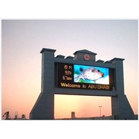 P25 Outdoor LED Display Screen Sign Indoor LED Display Curtain Wall Video Advertising Billboard