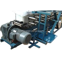 Pvc Window& Door Reinforcement Steel Roll Forming Machine