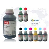 Pigment Ink for HP 8 Colors Printer