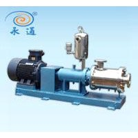 Pipelined Emulsion Pump