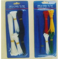 Plastic Cable Tie Value Pack