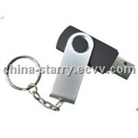 Plastic USB Flash Drive with Erase Cycles of 1,000,000 Times