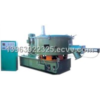 Plastics Hot And Cold Mixer Unit