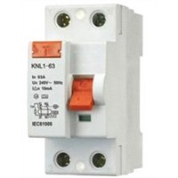 Residual Current Circuit Breaker (KNL1-63)