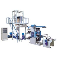 SJ-YT Film Blowing Machine/Flexible Printing Connect-Line Set