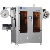SPC-D250 Double Head Label Sleeving Machine