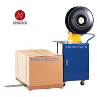 Semi-Automatic Pallet Strapping Machine