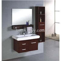 Solid Wood Cabinet, Bathroom Furniture