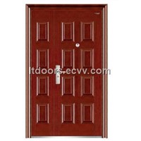 Steel Security Door (LTT-001D)