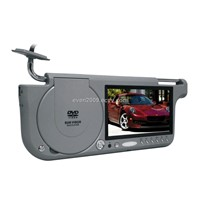 7inch Sunvisor Car DVD Player