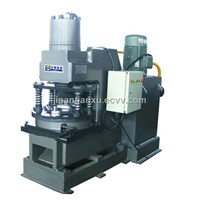 TQJ Series Hydraulic Angle Cutting(Notching) Machine