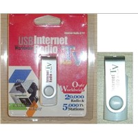 USB Internet Radio TV Player