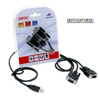 USB to Dual Serial (RS232) Converter
