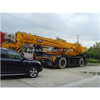 Used 50 ton Kato Rough Terrain Crane