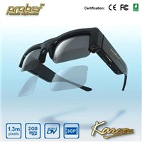 Video Recorder Glasses
