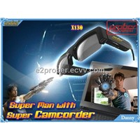 Wireless Spy Camera Glasses