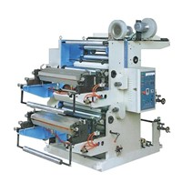 YT 2 Color Flexible Printing Machine