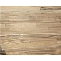 Zebrano Finger Joint Panel,Kitchen Worktop