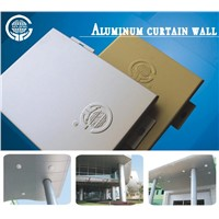 Aluminum Curtain Wall