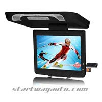 car dvd china, dvd for cars, car dvd player manufacturer,Car Flip Down 10.4 Inch Monitor SW 513
