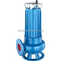 cutting sewage submersible pump