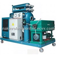 Dirty Vegetable Oil Purifier
