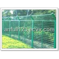 euro fence,airport fence,wire fencing