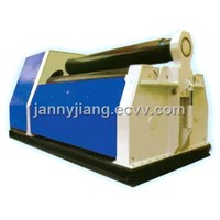 Four Roller Metal Bending Machine