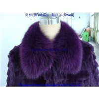 Fur Leather Garment Accessories Fox Fur Collars Tops