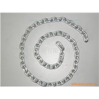 high strength round link chains