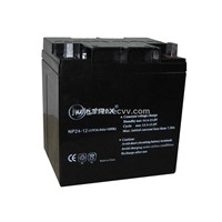 lead-acid batteries 12V24Ah