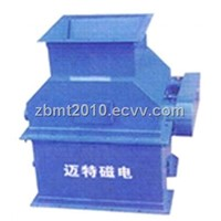 CXJ Dry Powder Permanent Magnetic Drum Separator