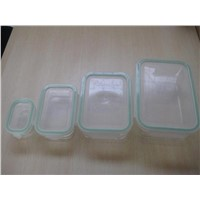Pyrex Glass Food Storage Set