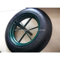 Solid Rubber Wheel 16*4