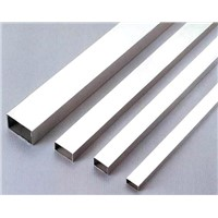 Stainless Steel Seamless Rectangular Pipe