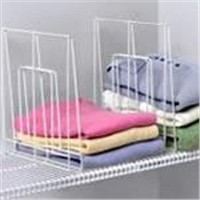 wire racks for closets