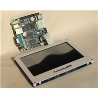"Samsung Board + 7"" TFT LCD Touch Screen"