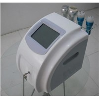 Vacuum Cavitation Mono Tripolar RF Body Slimming Machine